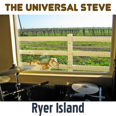 Ryer Island album cover